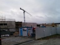 budowa - płótno